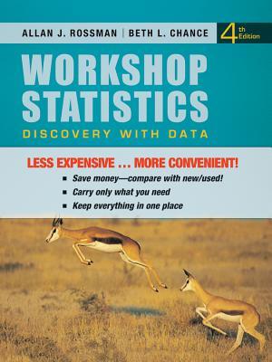 Workshop Statistics By Rossman, Allan J.